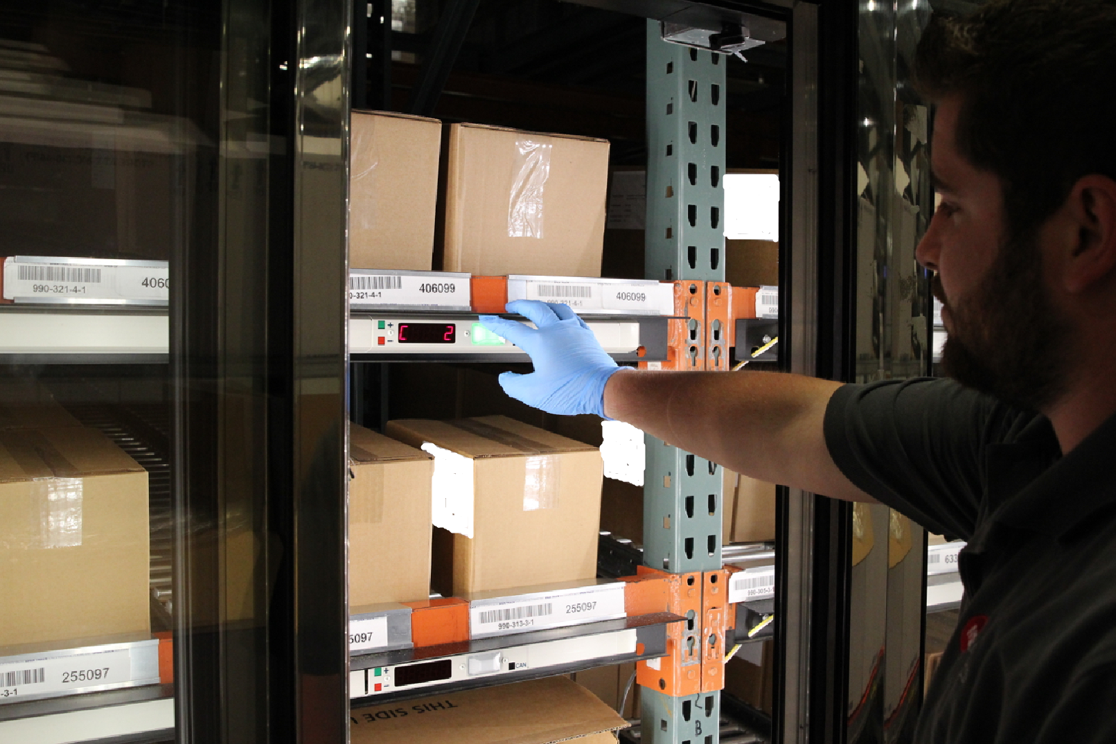 vendor managed inventory solutions