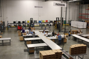MD Logistics Pharmaceutical Supply Chain in Action Image