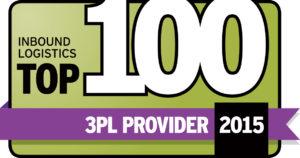 2015 Inbound Logistics Top 3PL