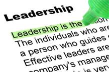 The definition of leadership training
