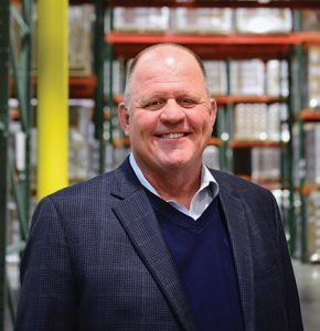 Mark Sell, President & CEO, MD Logistics