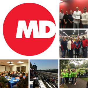 MD Logistics in 2017