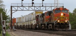shippers are converting truckloads to rail