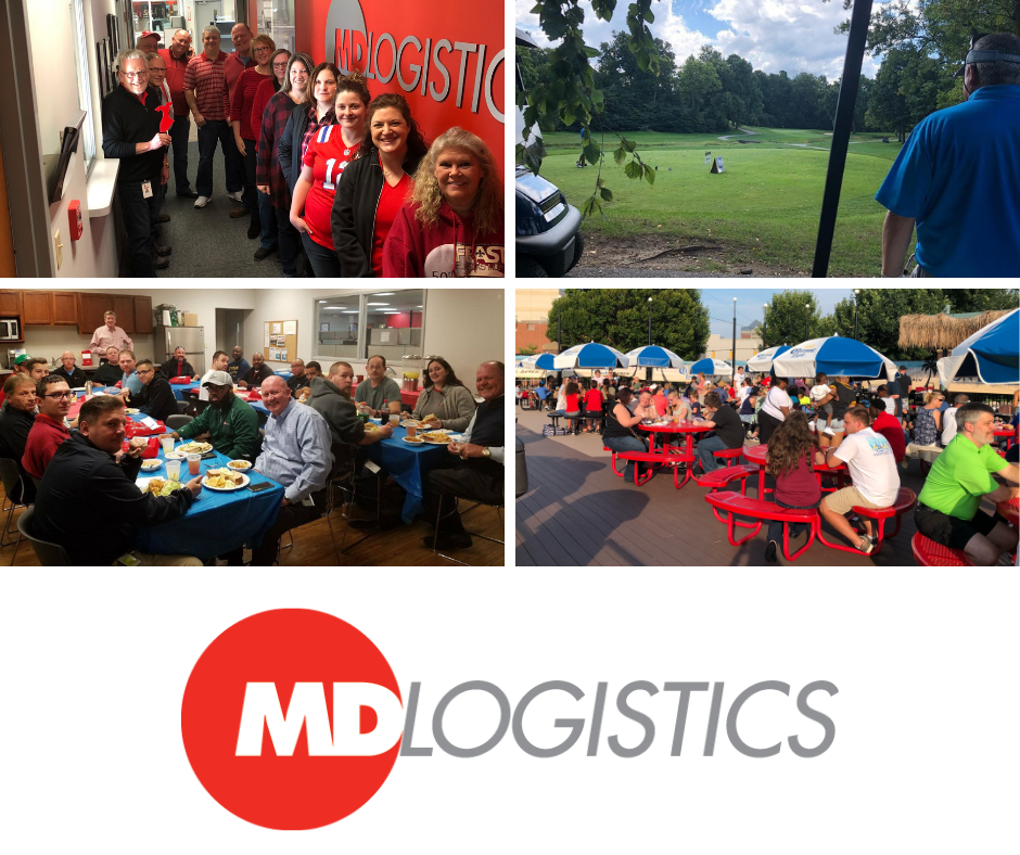 MD Logistics 2018 Year In Review