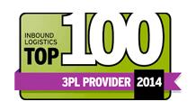 2014 Inbound Logistics Top 100 3PL