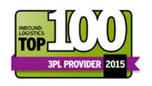 2015 Inbound Logistics Top 100 3PL