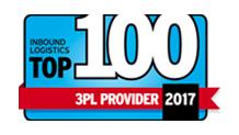 2017 Top 3PL Inbound Logistics