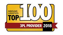 2018 Top 3PL Inbound Logistics