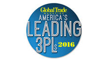 2016 Global Trade America Leading 3PL